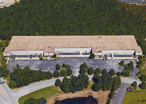 Wollenweber's current 400,000 square foot facility
